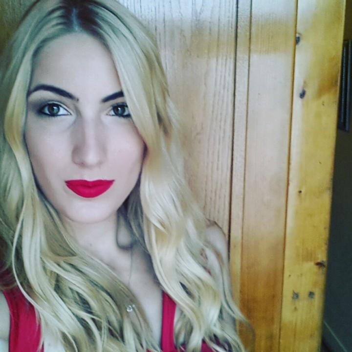 Apsolventkinja Ksenija Aleksić se blogovanjem bavi od 2015. godine foto: privatna arhiva