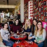 Katarina Pavlović na blogerskom okupljanju '' Serbian Bloggers Day '' u Beogradu foto: privatna arhiva